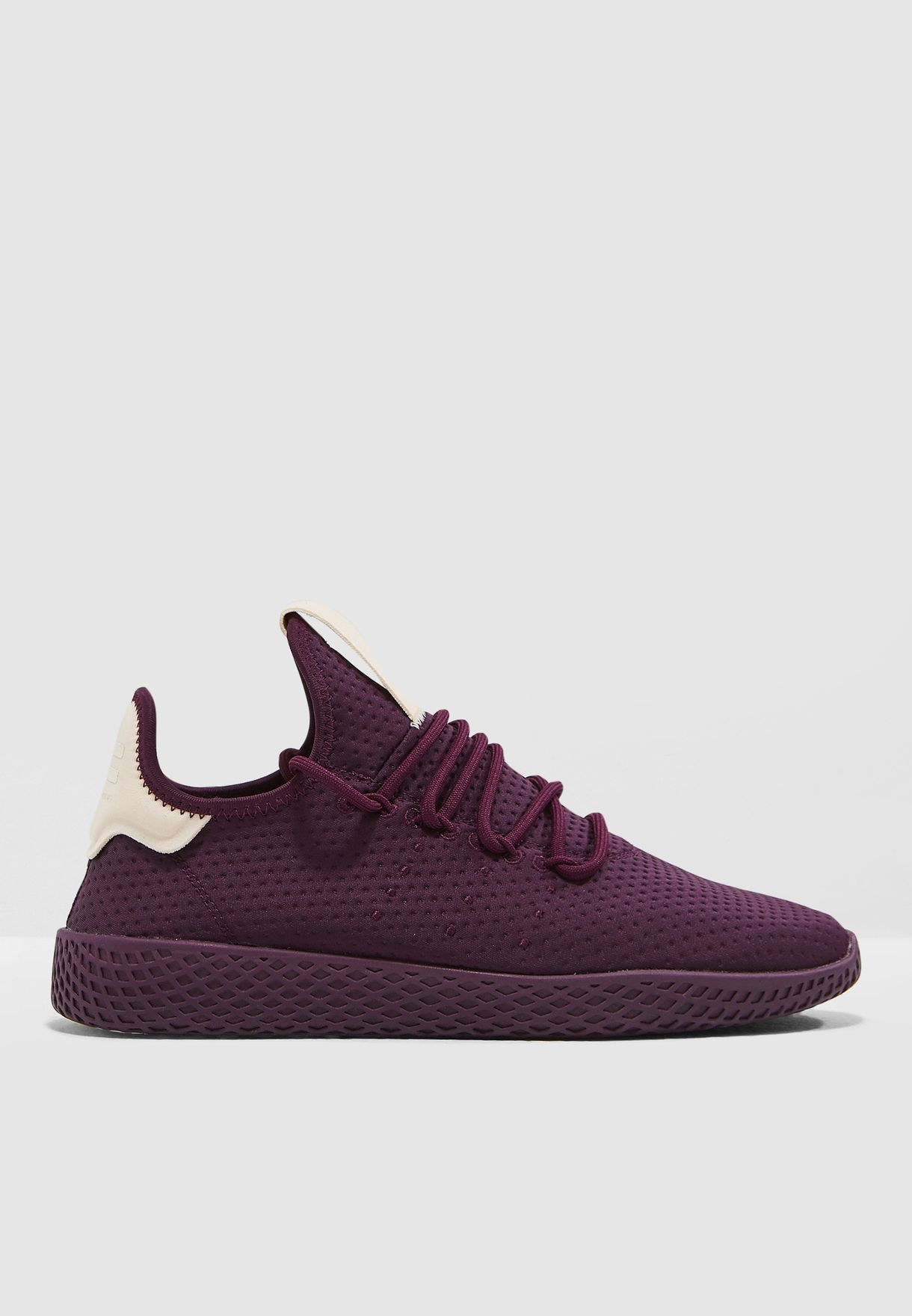 Viaje Hula hoop Gran Barrera de Coral  Buy adidas Originals purple Pharrell Williams Tennis Hu for Women in MENA,  Worldwide | B41892