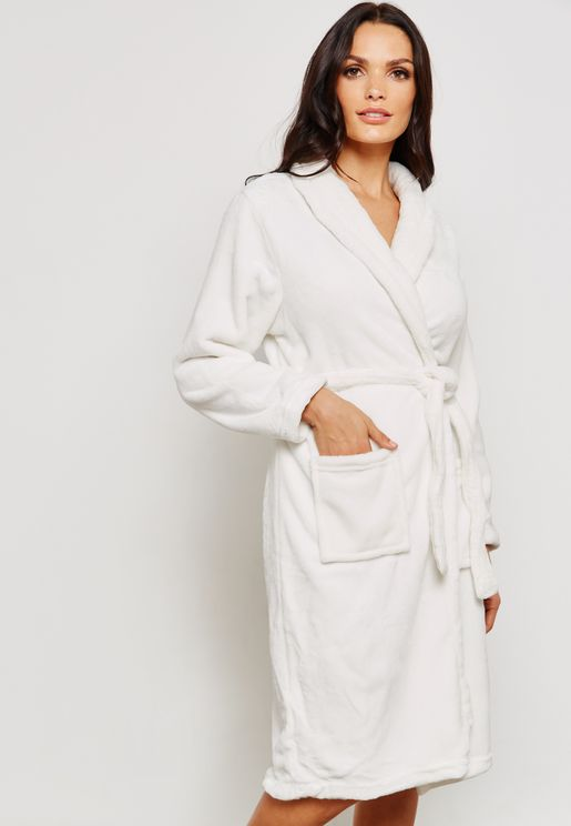 Soft Fleece Robe
