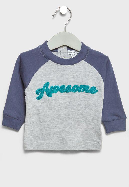 Infant Varsity T-Shirt