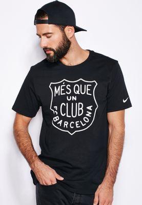 Nike FCB Squad T-Shirt