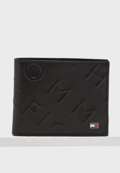Mini  Deboss  Wallet
