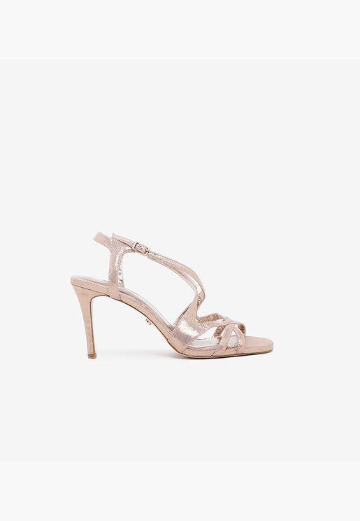 Mysticks Sandal-Rose Gold