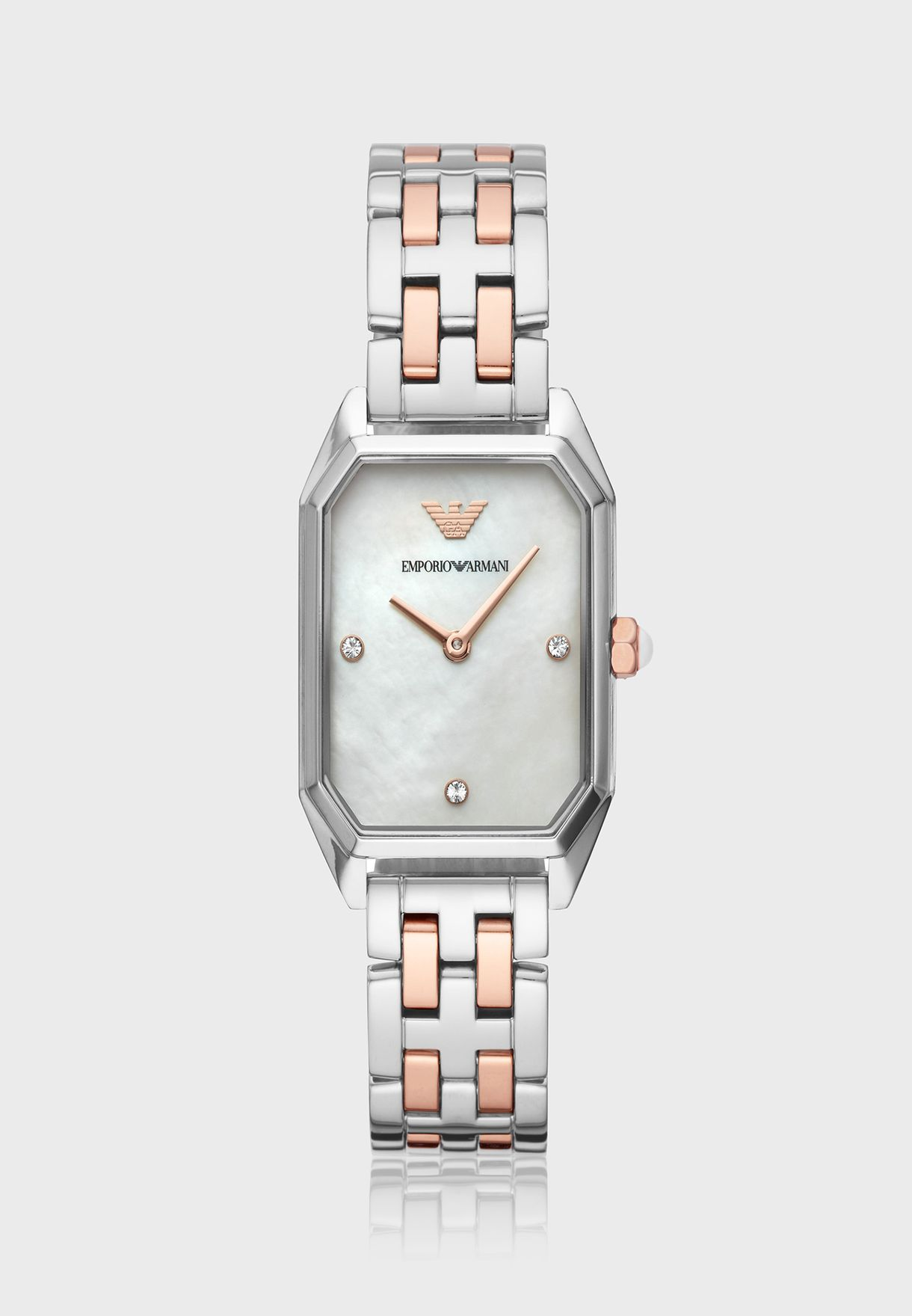 7a9f3a32ee AR11146 Gioia Dress Watch