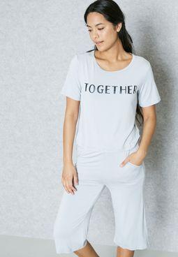 Better Together Pyjama Set