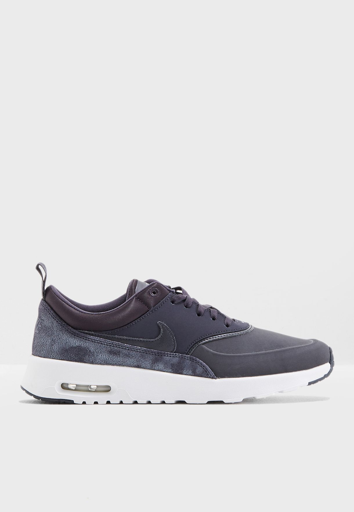 on sale ae0f4 3ebc5 Shop Nike black Air Max Thea PRM 616723-027 for Women in Saudi ...