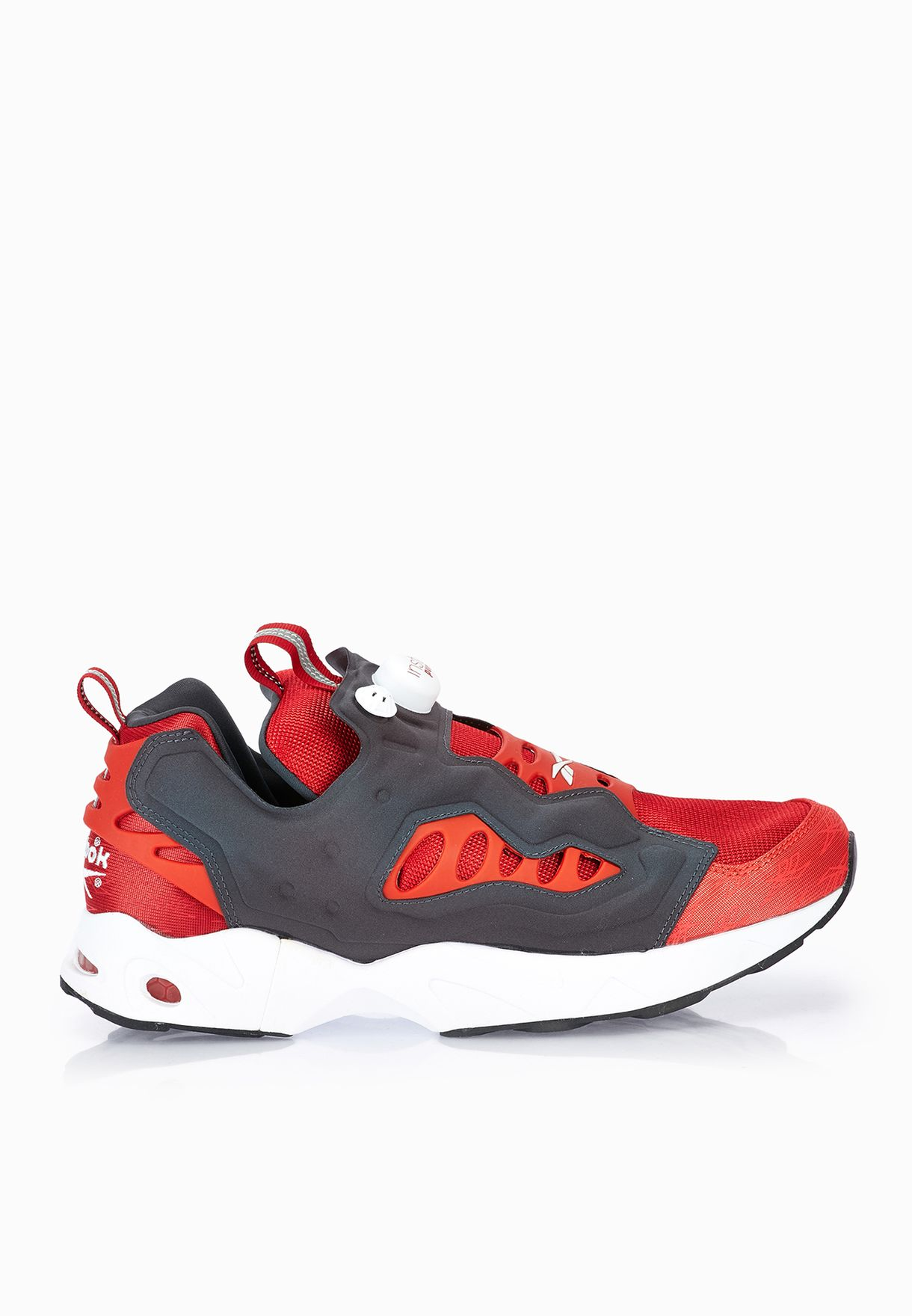 53674bf811e3 Shop Reebok red Instapump Fury Road V69399 for Men in UAE - RE019SH98KVL