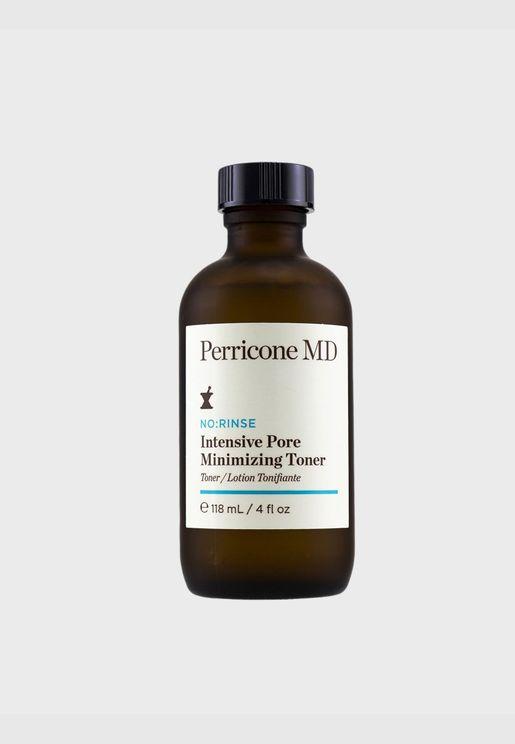 No: Rinse Intensive Pore Minimizing Toner