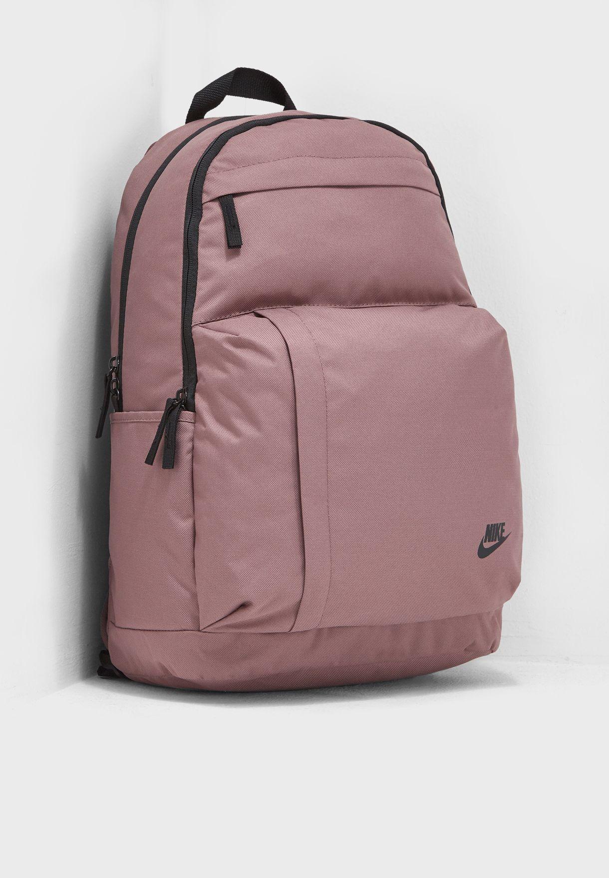 8d81f29e72 Shop Nike purple Elemental Backpack BA5768-259 for Women in Saudi ...