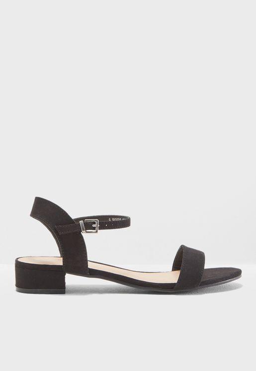 Spirit Block Heel Sandal