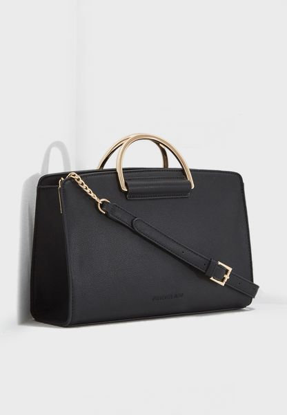 Audrey Grab Handle Satchel