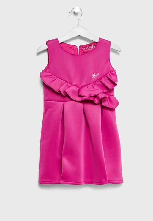 Little Sleeveless Dress