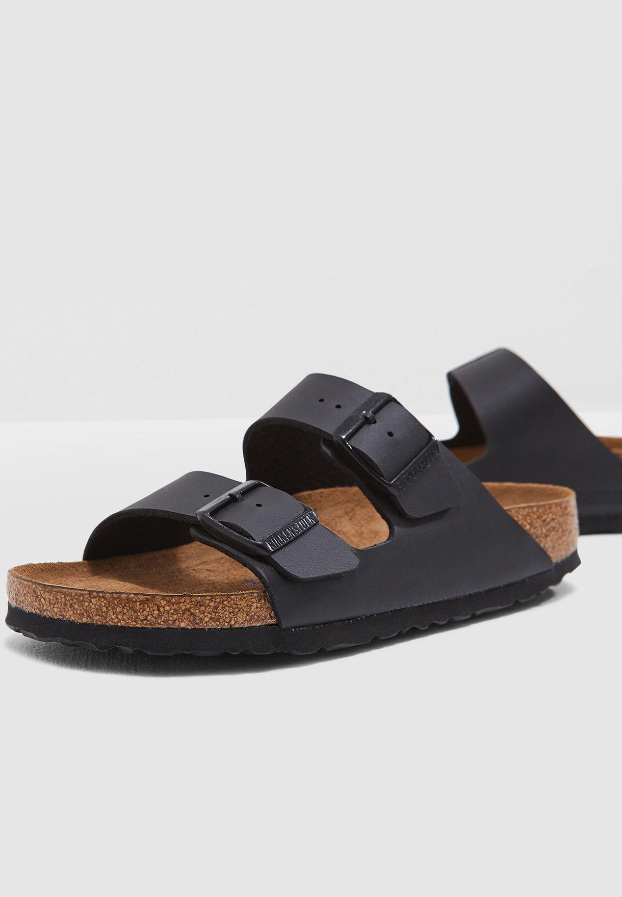 eb14a231d1c7 Shop Birkenstock black Arizona Mule Sandal 551253 for Women in UAE ...