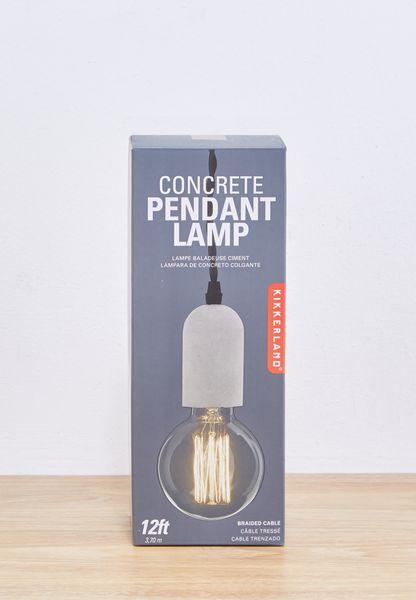 Cylinder Pendant Lamp