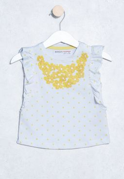 Infant Floral T-Shirts