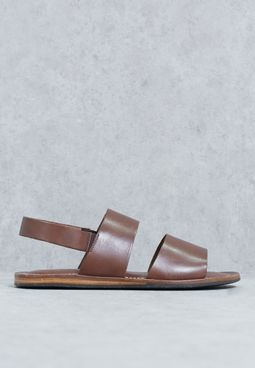 Two Band Sling Back