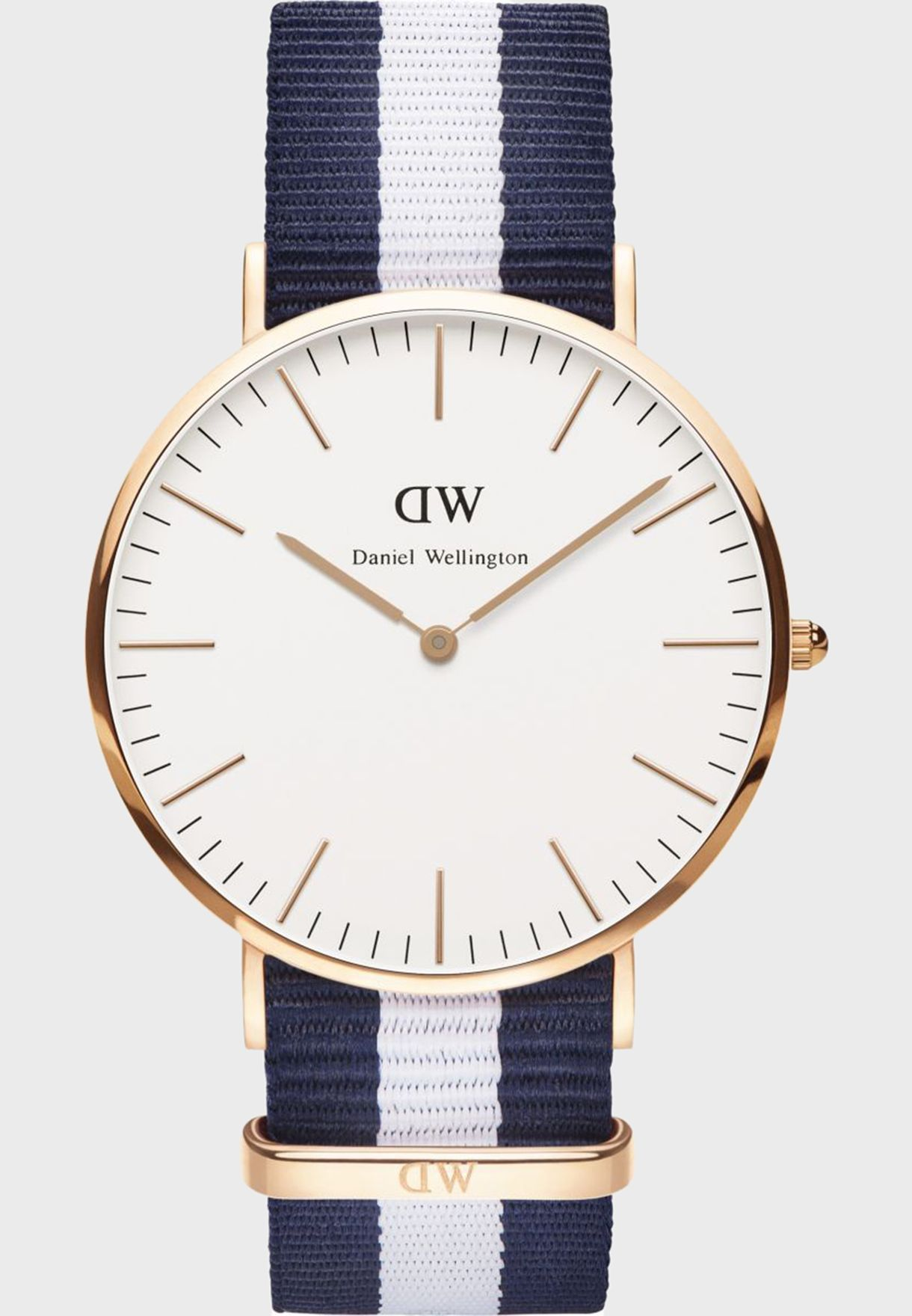 Classic Glasgow RG White 40mm Watch