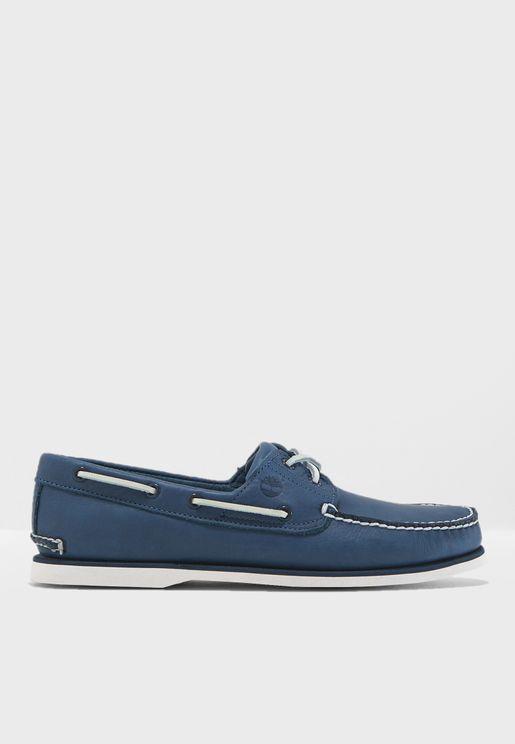 حذاء كلاسيك للقارب
