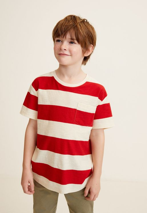 Kids Striped T-Shirt