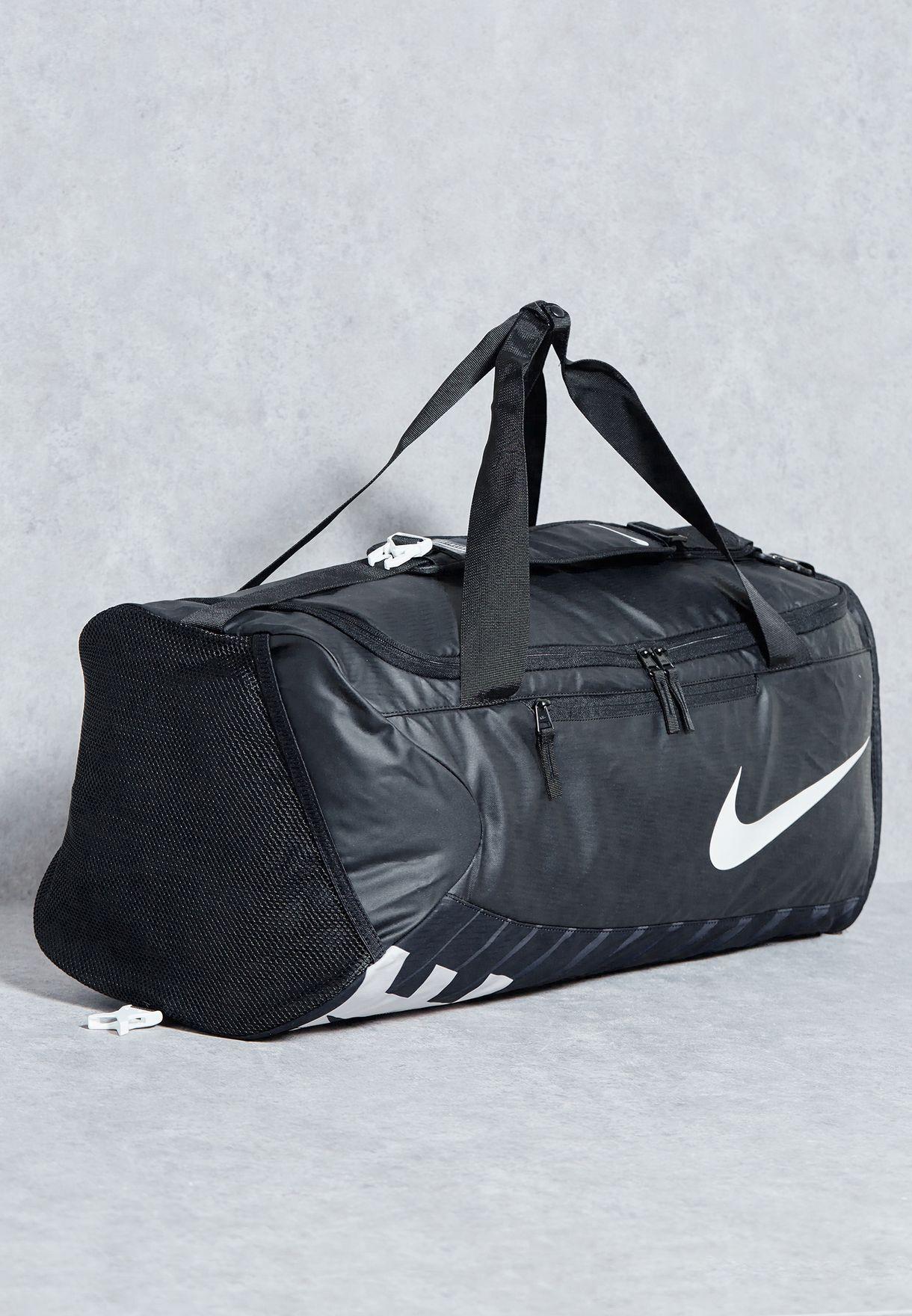 Shop Nike black Large Alpha Adapt Crossbody Duffel Bag BA5181-010 for Men  in Saudi - NI727AC98XAR 75a8901a7b92d