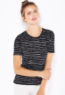 Cheap monday Striped T-Shirt