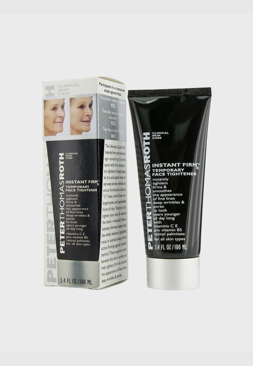 Instant Firmx Temporary Face Tightener