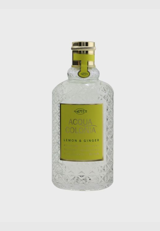Acqua Colonia Lemon & Ginger ماء كولونيا سبراي
