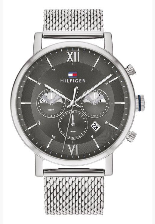 Tommy Hilfiger Evan Steel Strap Watch for Men - 1710396