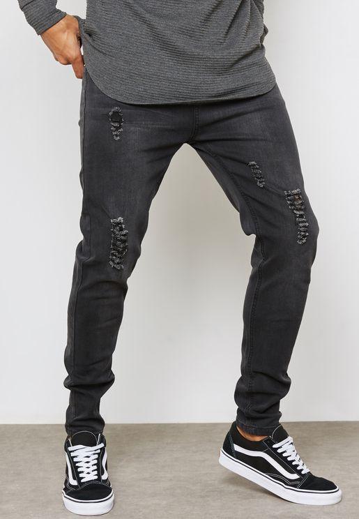 Vincent straight jeans
