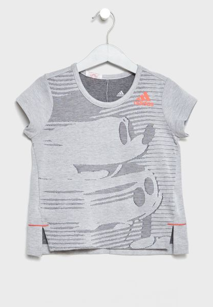 Kids Disney Mickey Mouse T-Shirt