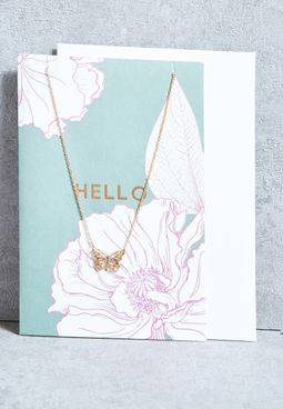 Hello Butterfly Giftcard