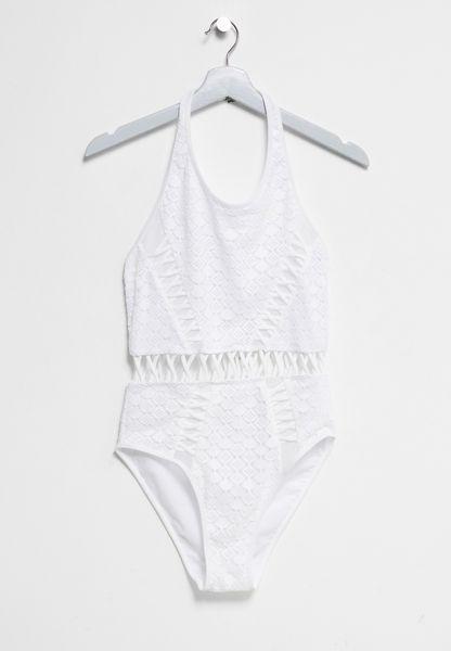Mesh Lace Swimsuit