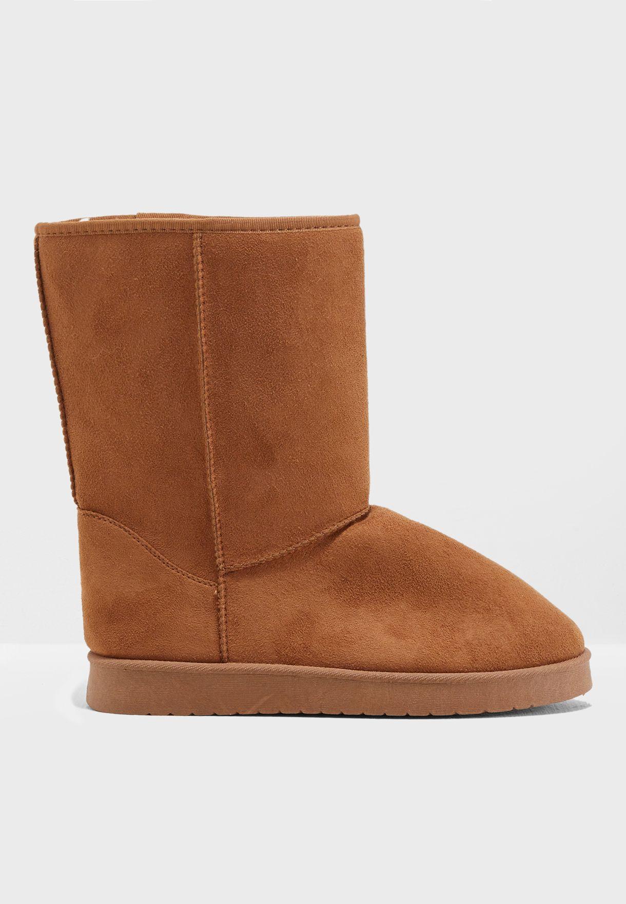 Kaashika Knee Boots