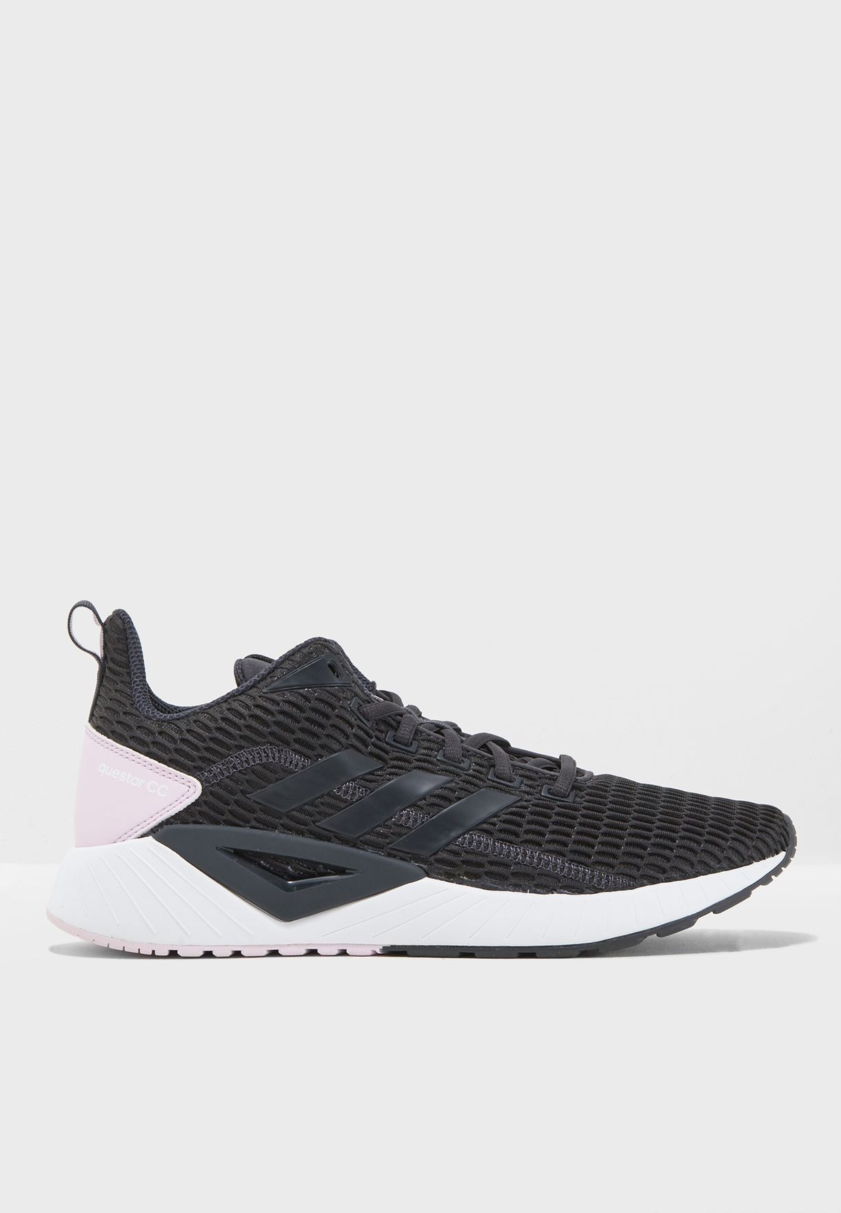 Buy adidas black Questar CC for Women