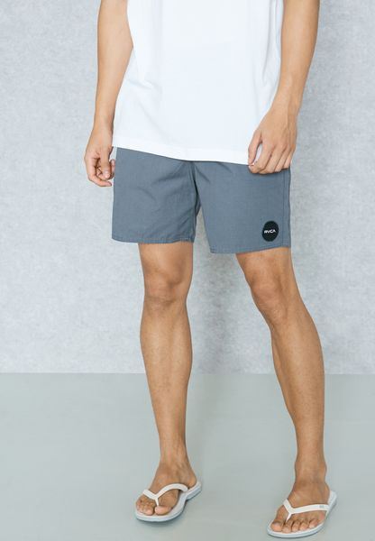 Motors Elastic Shorts