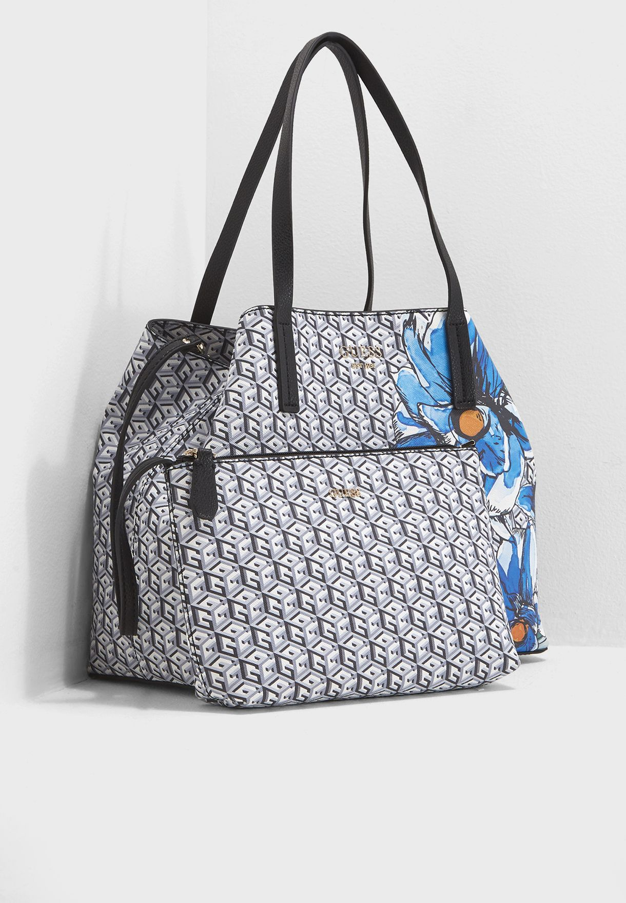 5eaa8e192796 Shop Guess prints Vikky Tote GC699523BML for Women in UAE - GU094AC88OVF