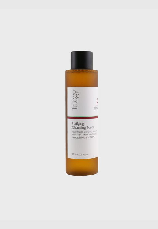 Purifying Cleansing Toner (For Combination /Oily Skin)