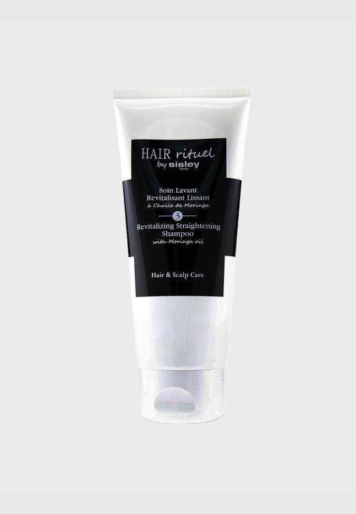Hair Rituel by Sisley Revitalizing Straightening Shampoo with Moringa Oil