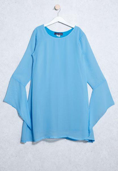 Tween Frill Dress