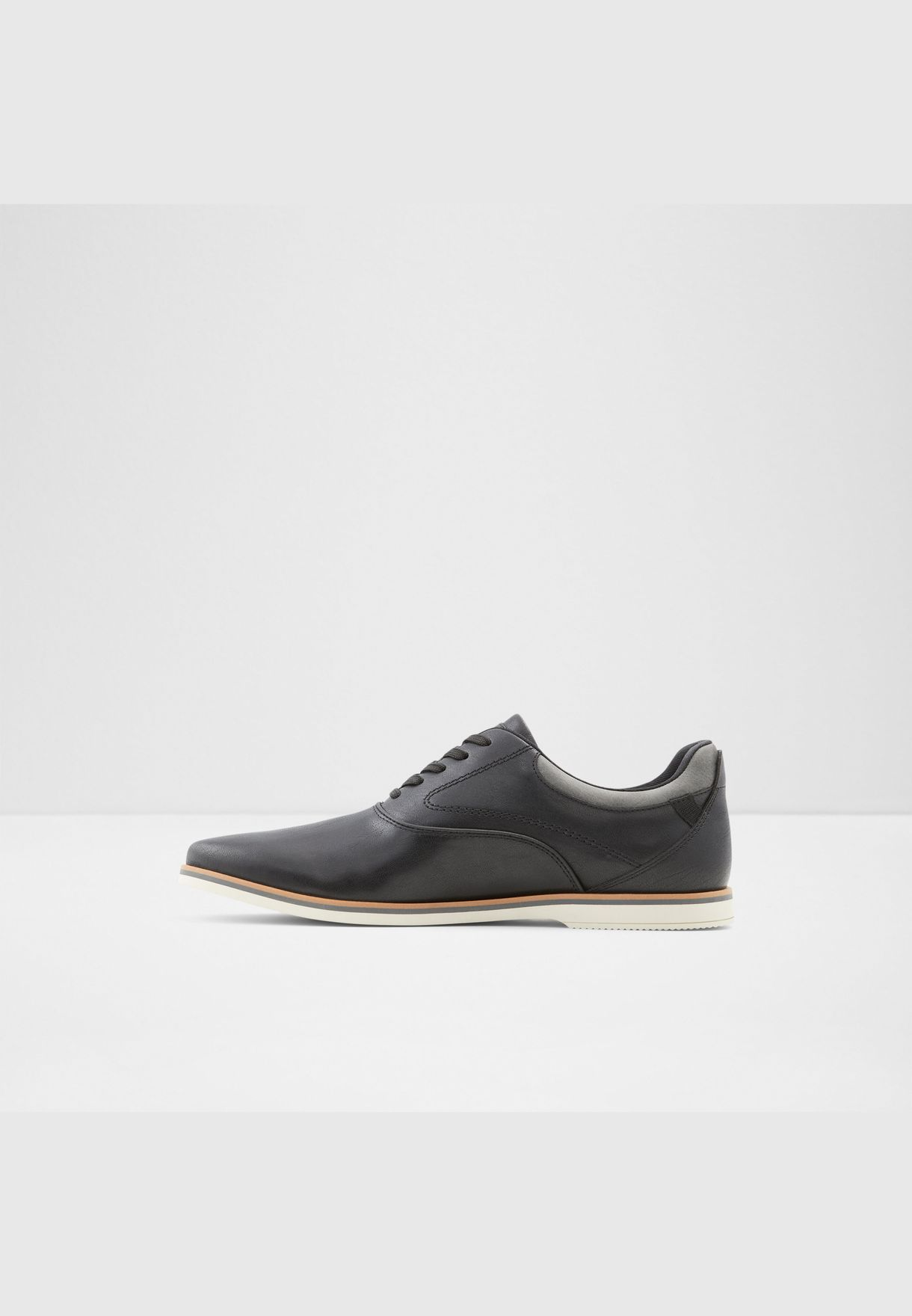 Synthetic Leather Shoes Flat Heel
