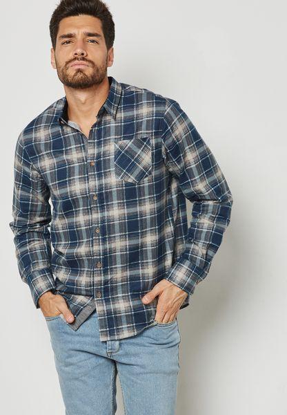 قميص بطبعة