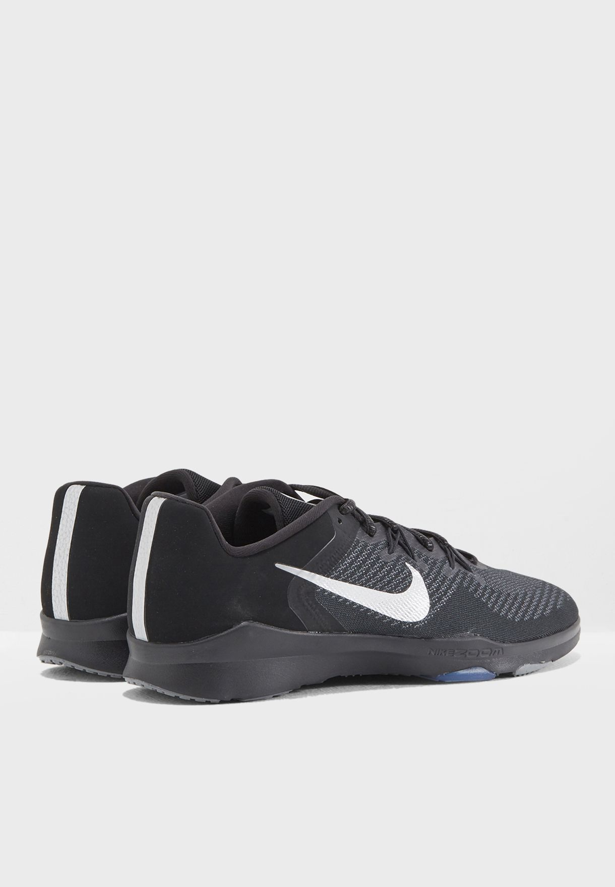 7a0bd187dc11 Shop Nike black Zoom Condition TR 2 PRM 909010-001 for Women in UAE ...