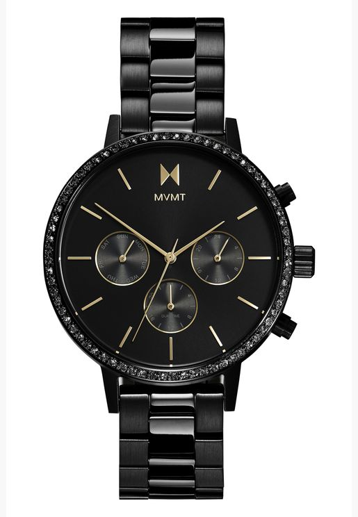 MVMT Caviar Stainless Steel Watch for Women - 28000055-D