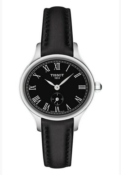 ساعة تيسو بيلا اورا بسوار نايلون - T103.110.17.053.00