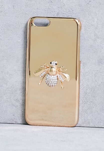 iPhone 6 Bee Electroplate Case