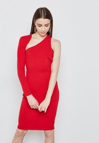 فستان بكم واحد
