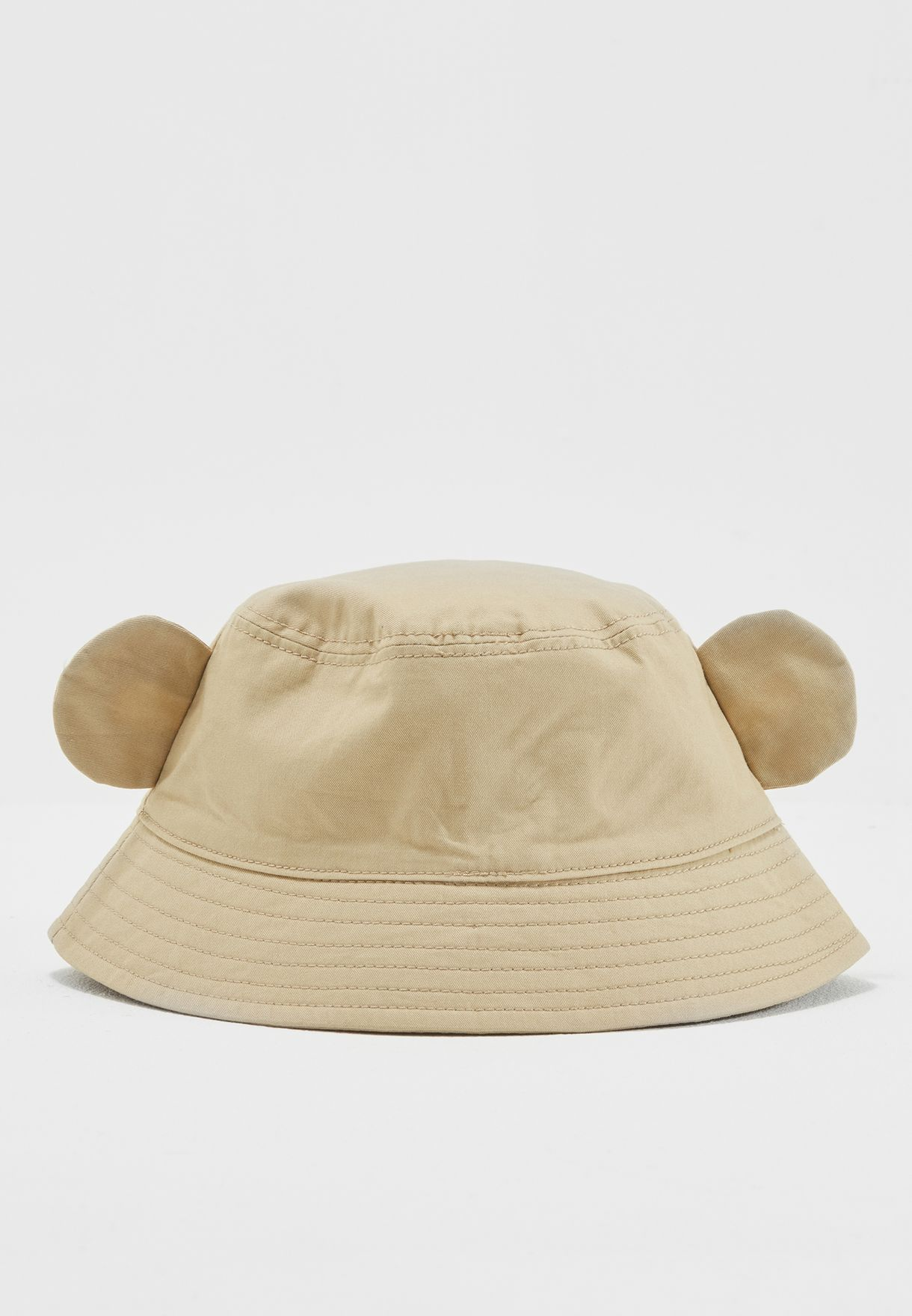 Infant Monkey Ears Hat