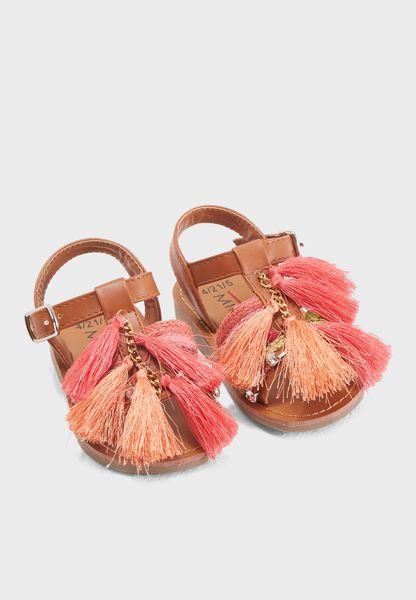 Kids Tassel Sandal