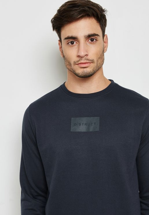 Burrow Logo Sweatshirt