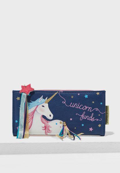 Candy Pop Unicorn Wallet