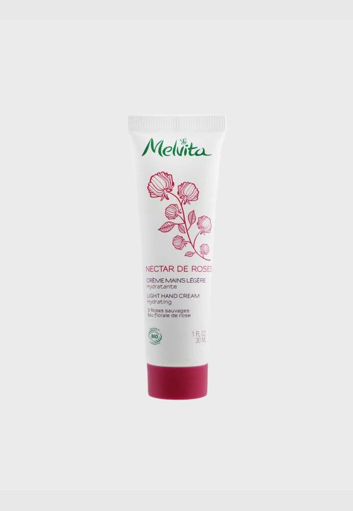 Nectar De Roses Light Hand Cream
